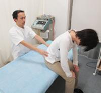 手技療法|治療の流れ