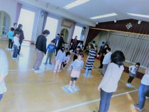 保育園 体育教室 山形県米沢市みつば治療院