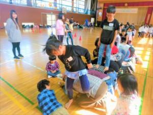 体幹トレーニング 幼児 米沢市